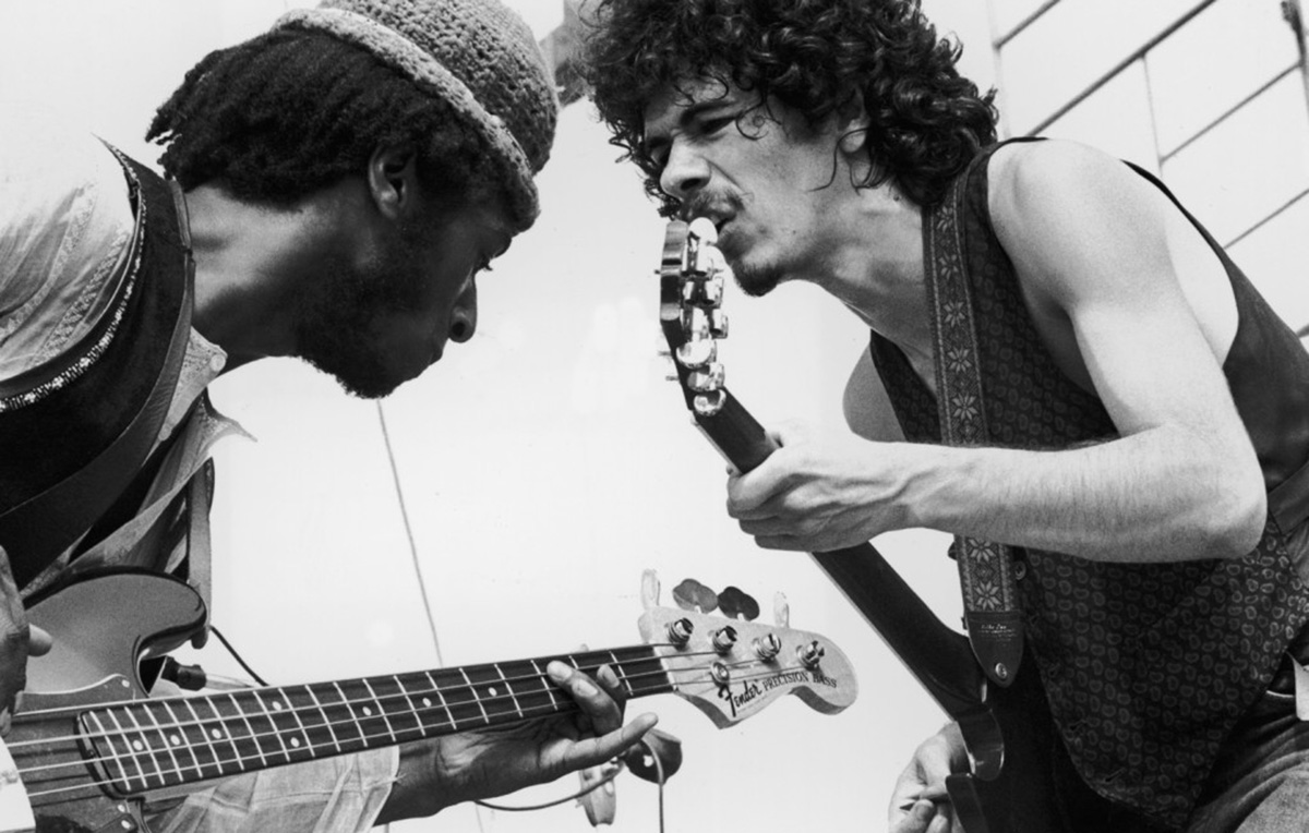 Carlos Santana: «Ero in acido, spaventato ed entusiasta»