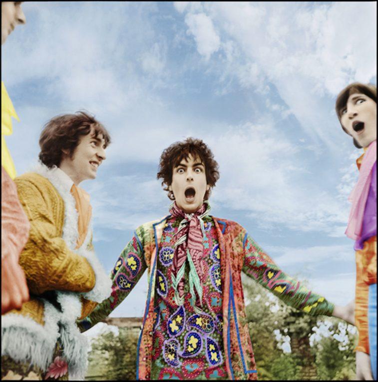 La leggenda dei Pink Floyd rivive in una mostra fotografica