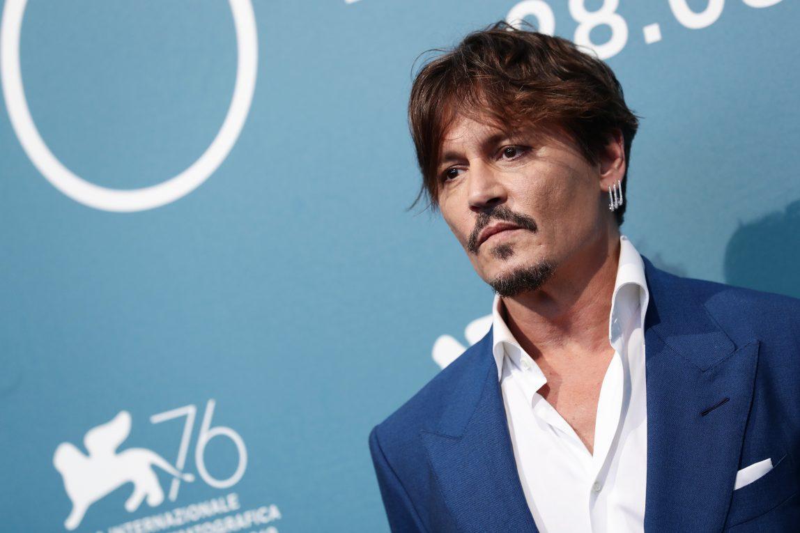 Johnny Depp, il divo risorge ancora una volta a Venezia