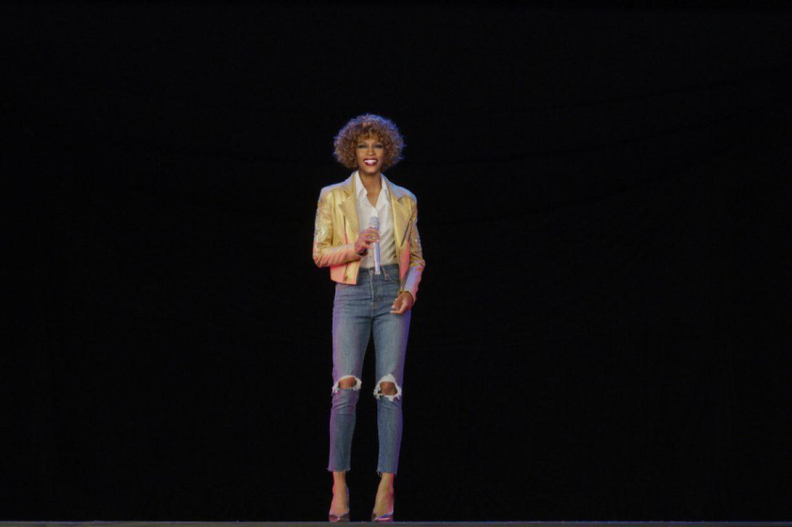 Il tour dell'ologramma di Whitney Houston partirà a inizio 2020