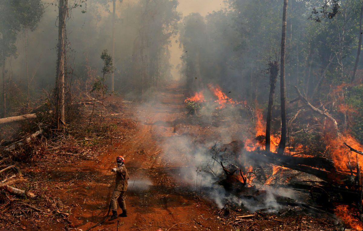La frontiera fuorilegge nel cuore dell'Amazzonia