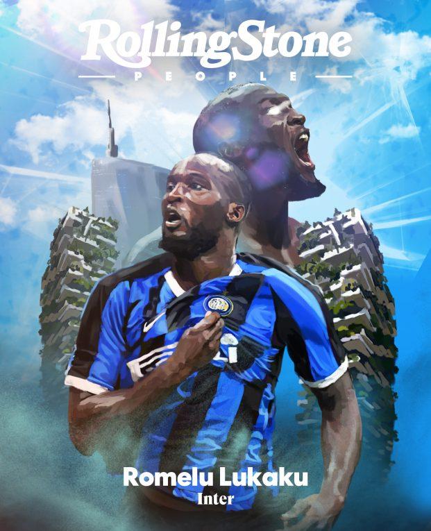 Romelu Lukaku -Rolling Stone