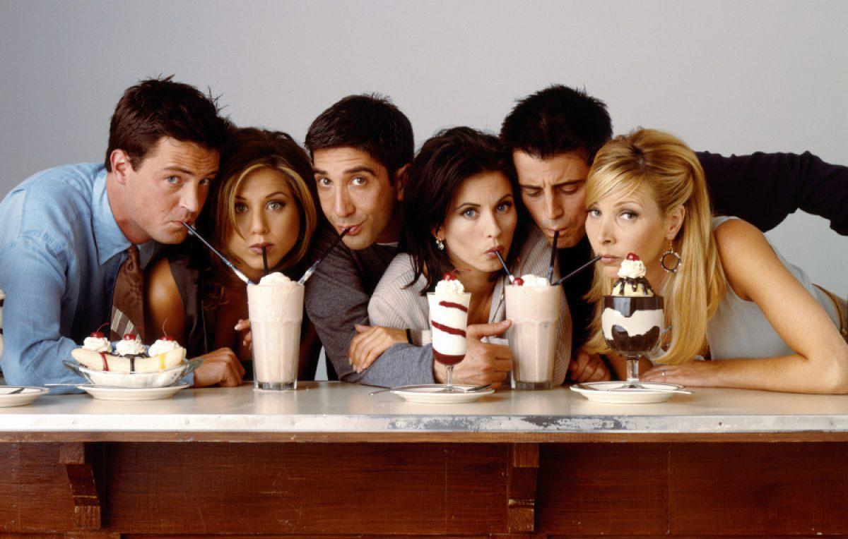 'Friends': sei vite in videocassetta, 25 anni dopo