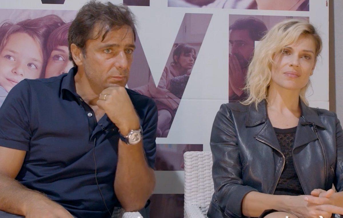 Venezia 76: Micaela Ramazzotti e Adriano Giannini raccontano 'Vivere', il nuovo film di Francesca Archibugi