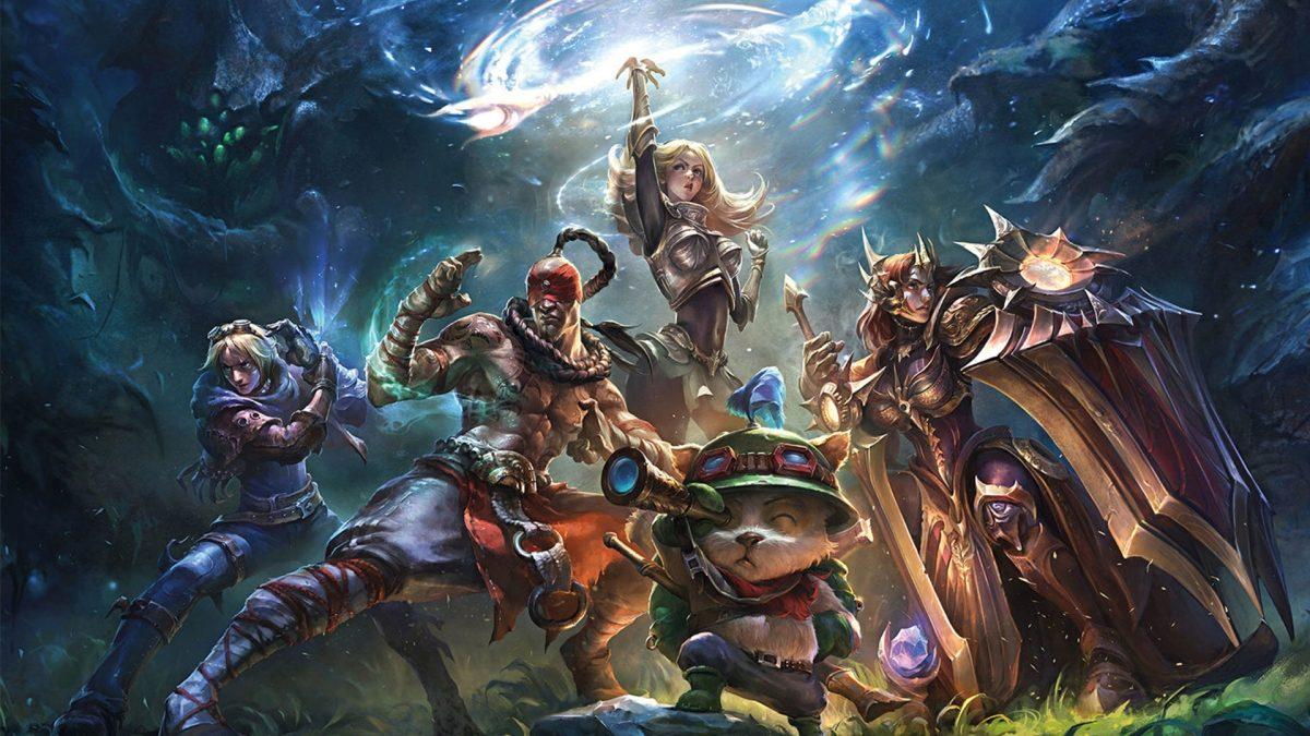 League of Legends compie dieci anni e cambia logo