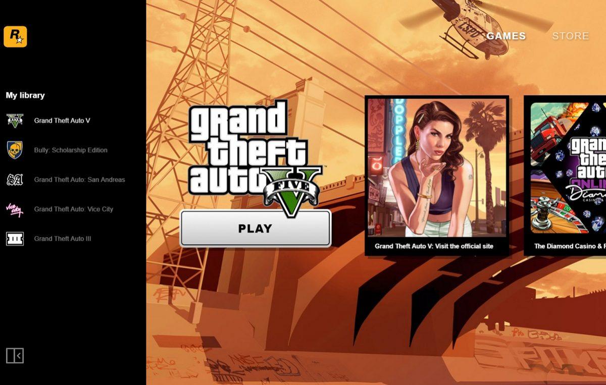 Rockstar lancia il suo store per PC! Grosse novità in arrivo?