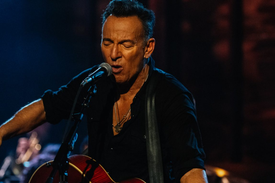 'Western Stars' è 50% film-concerto, 50% visual album, 100% Springsteen