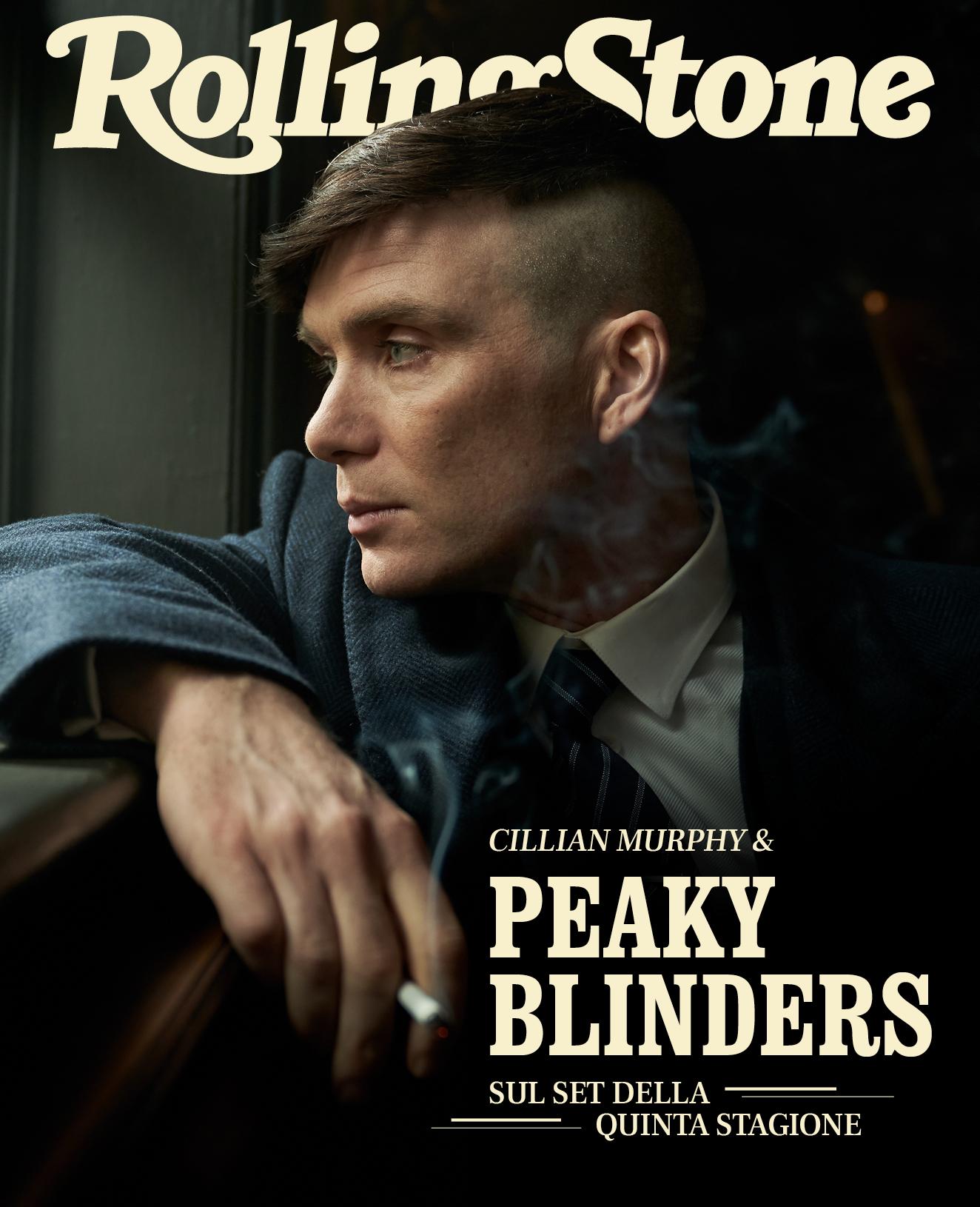 Peaky Blinders digital cover Rolling Stone Italia