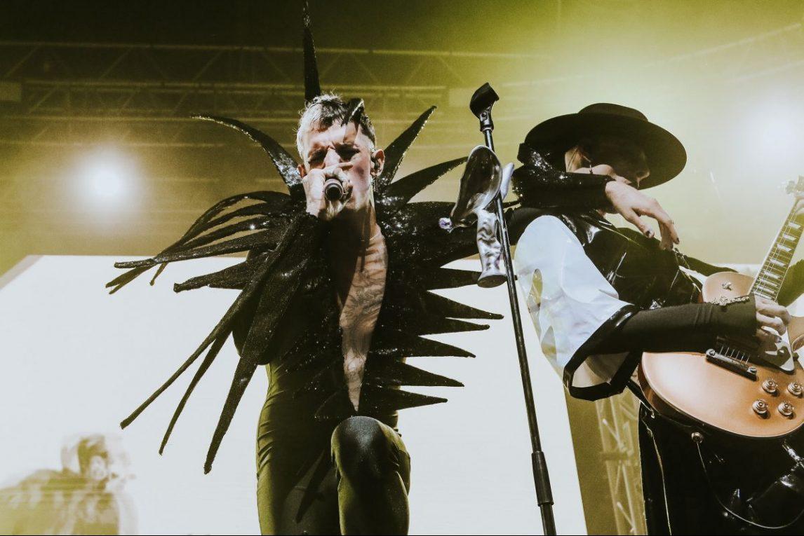 Achille Lauro e Boss Doms. Foto di Arianna Carotta