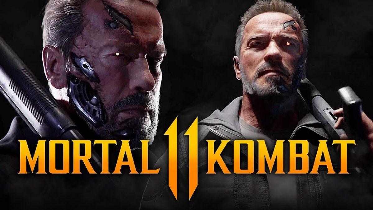 Mortal Kombat 11: tutti i segreti di Terminator