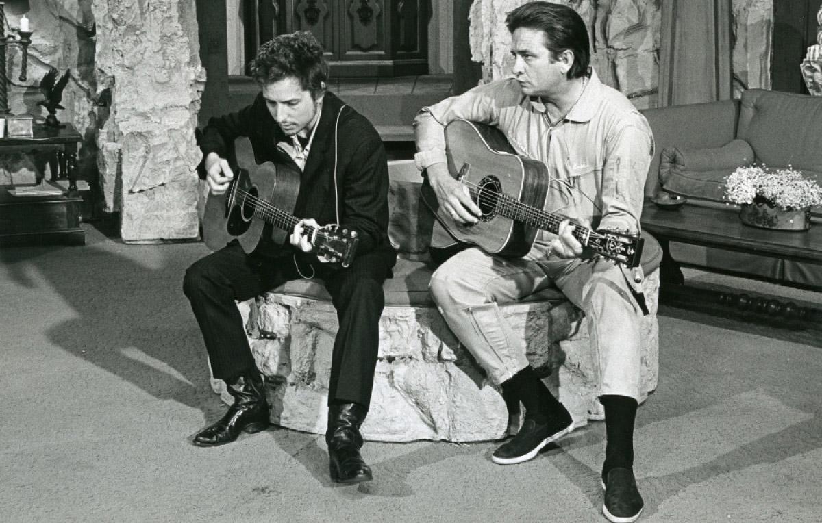Quando Bob Dylan e Johnny Cash trovarono l'intesa perfetta