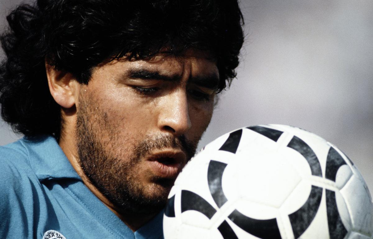 Diego Armando Maradona, 10 canzoni per raccontare D10S ...