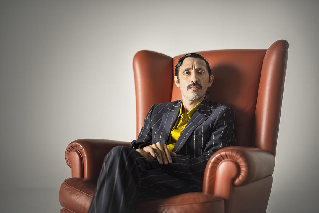 Marcello Fonte Cover Story Rolling Stone Italia