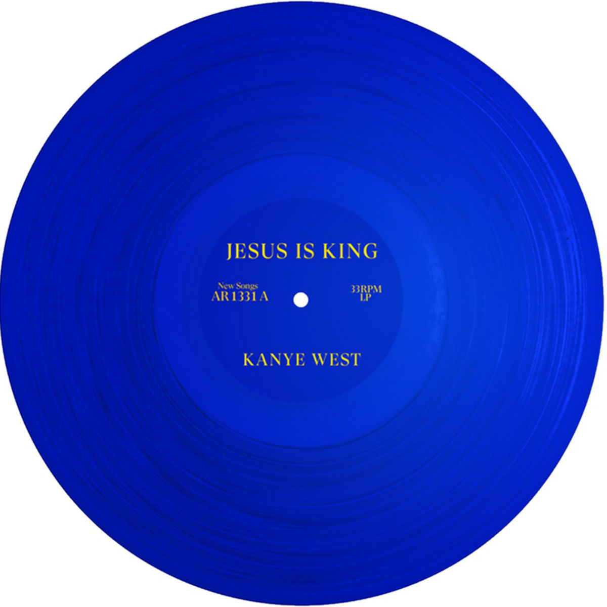 Jesus Is King - Kanye West