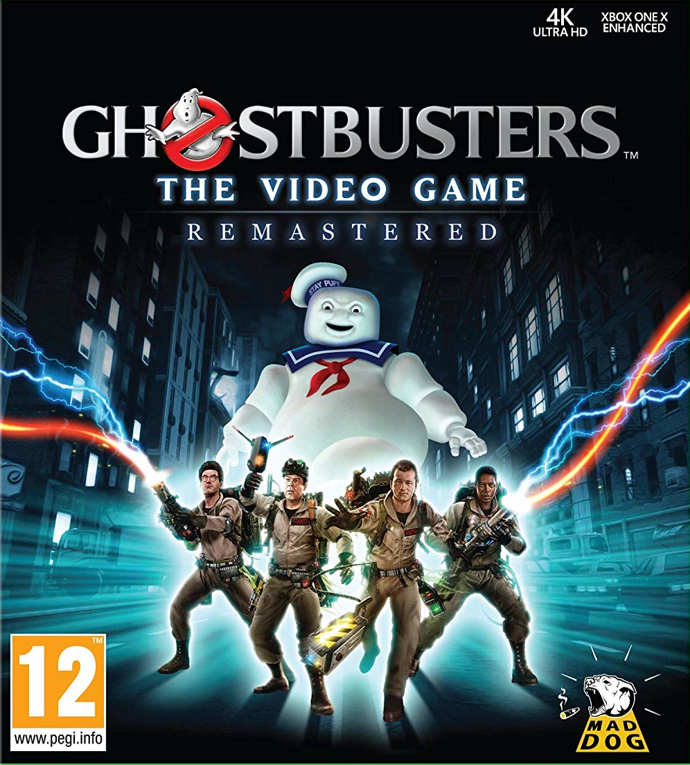 Ghostbusters: The Video Game Remastered - Saber Interactive