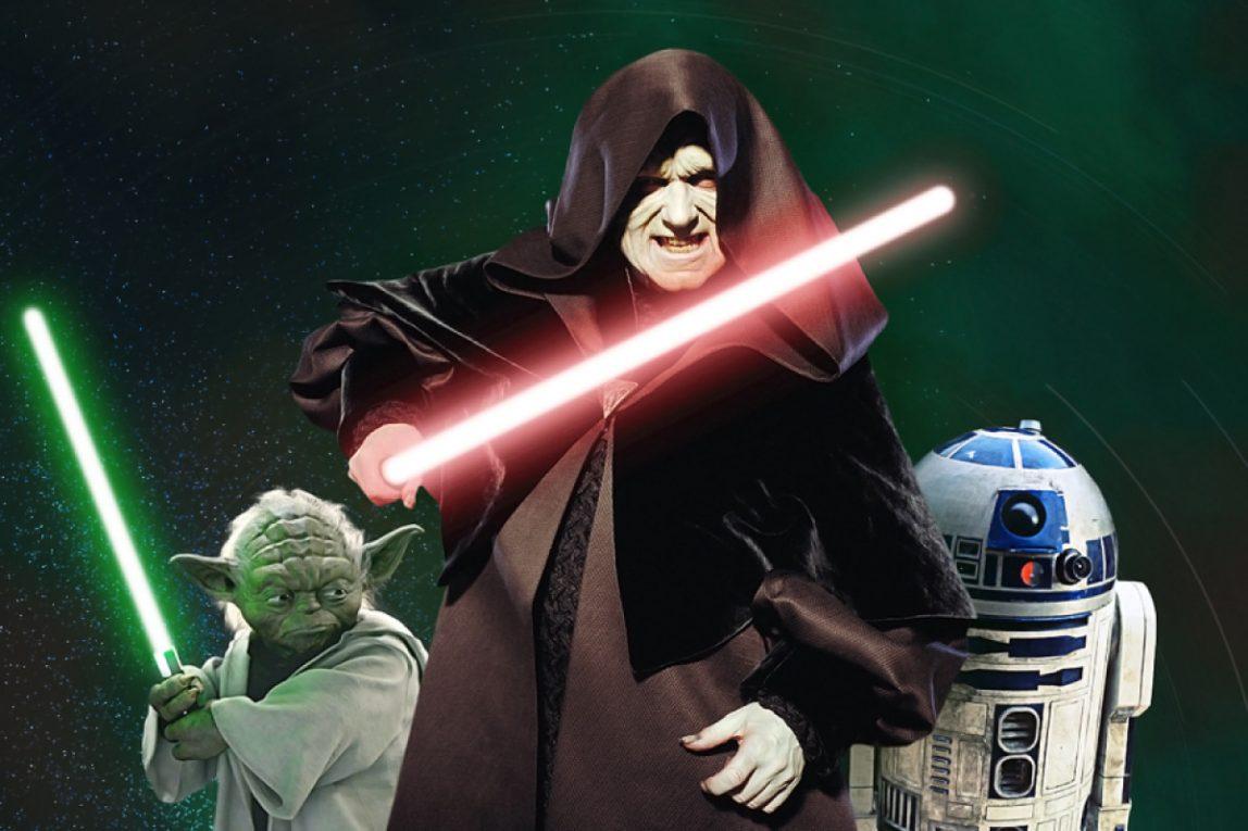 I migliori 20 personaggi di 'Star Wars'