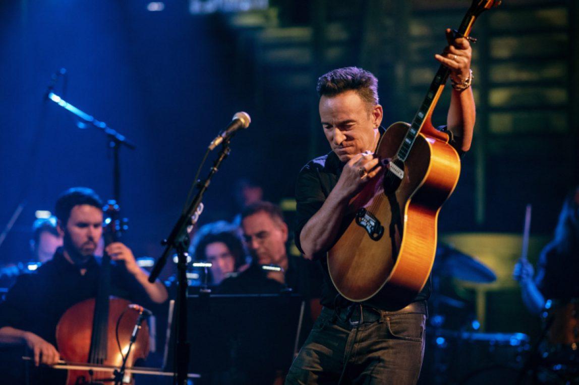 'Western Stars', il film-concerto di Springsteen è un'esperienza trascendentale