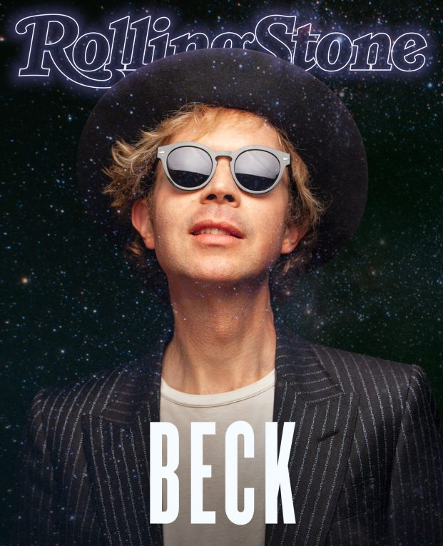 Beck Digital Cover