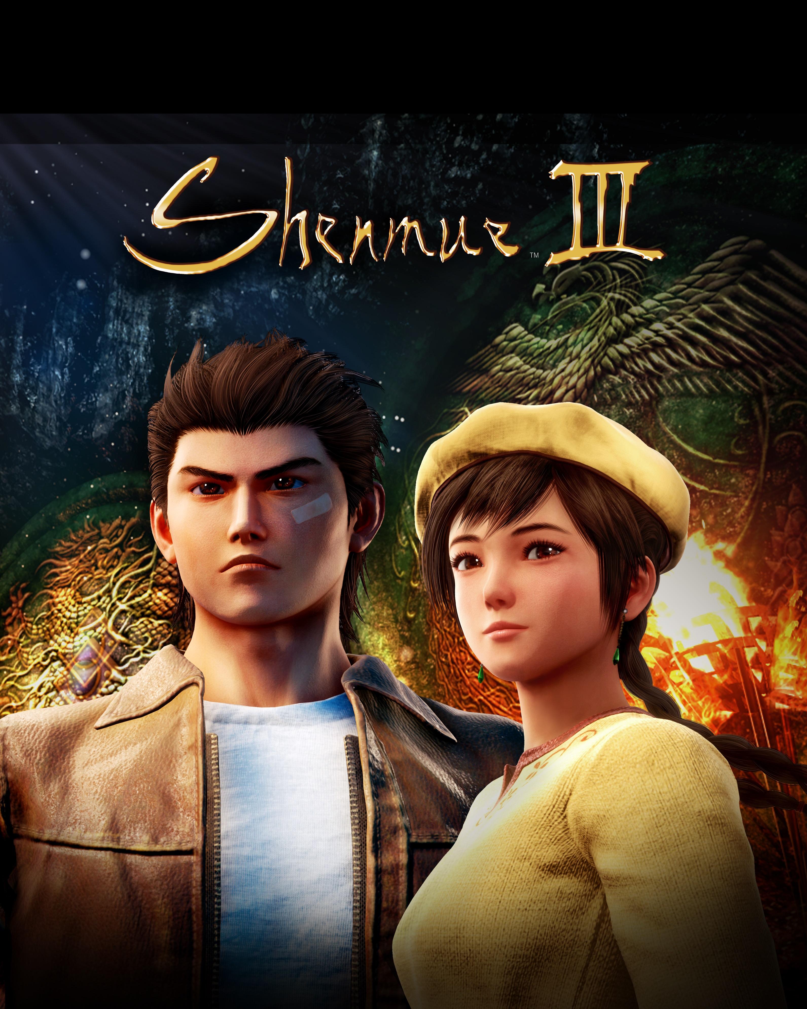 Shenmue III - Ys Net