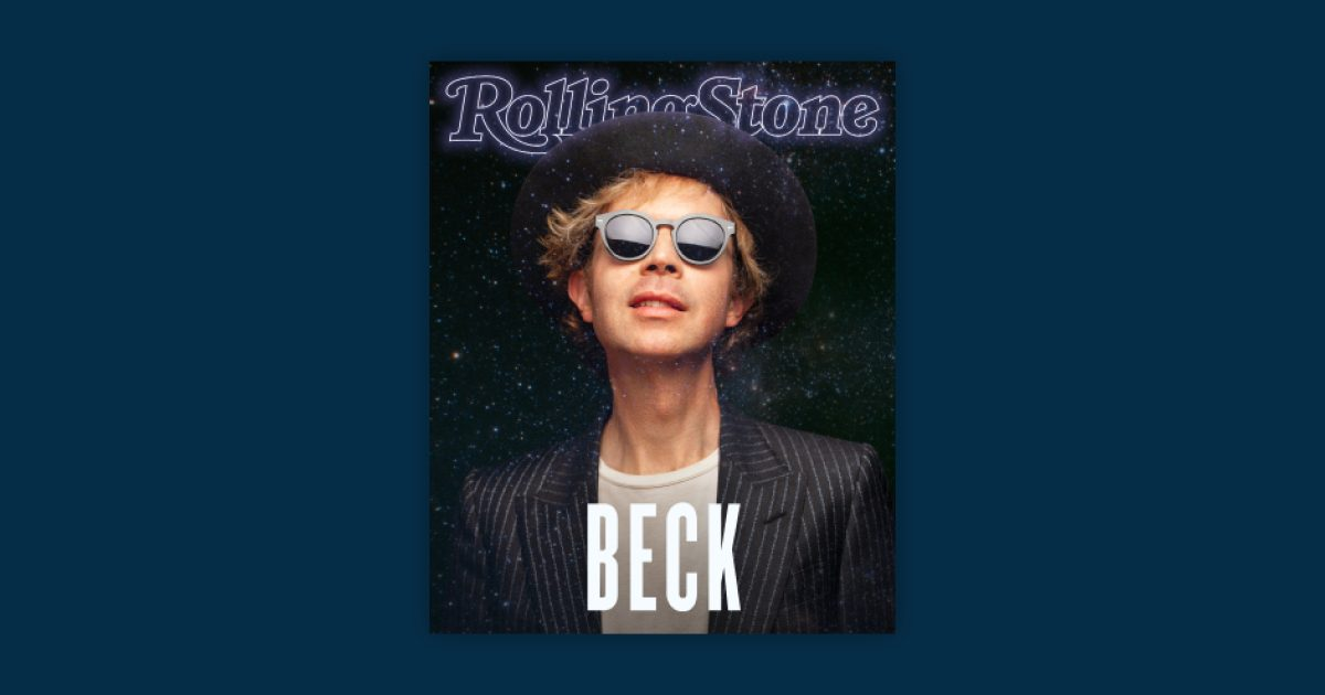 Beck Digital Cover