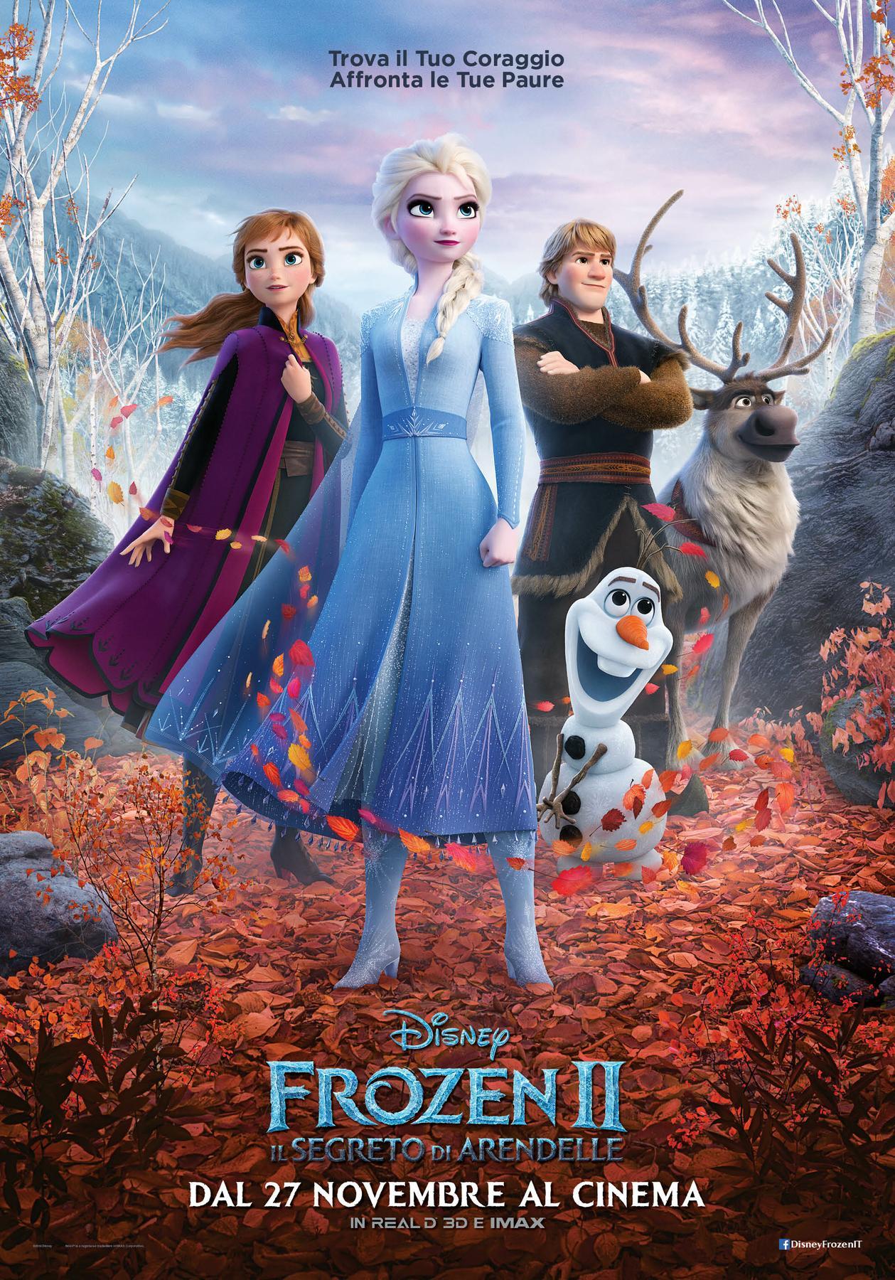 Frozen 2 – Il segreto di Arendelle -  Jennifer Lee e Chris Buck