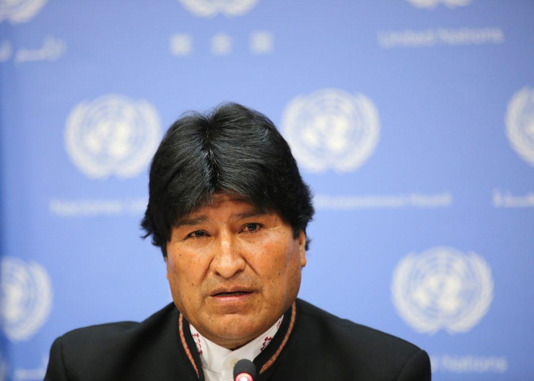 Che cosa sta succedendo in Bolivia?