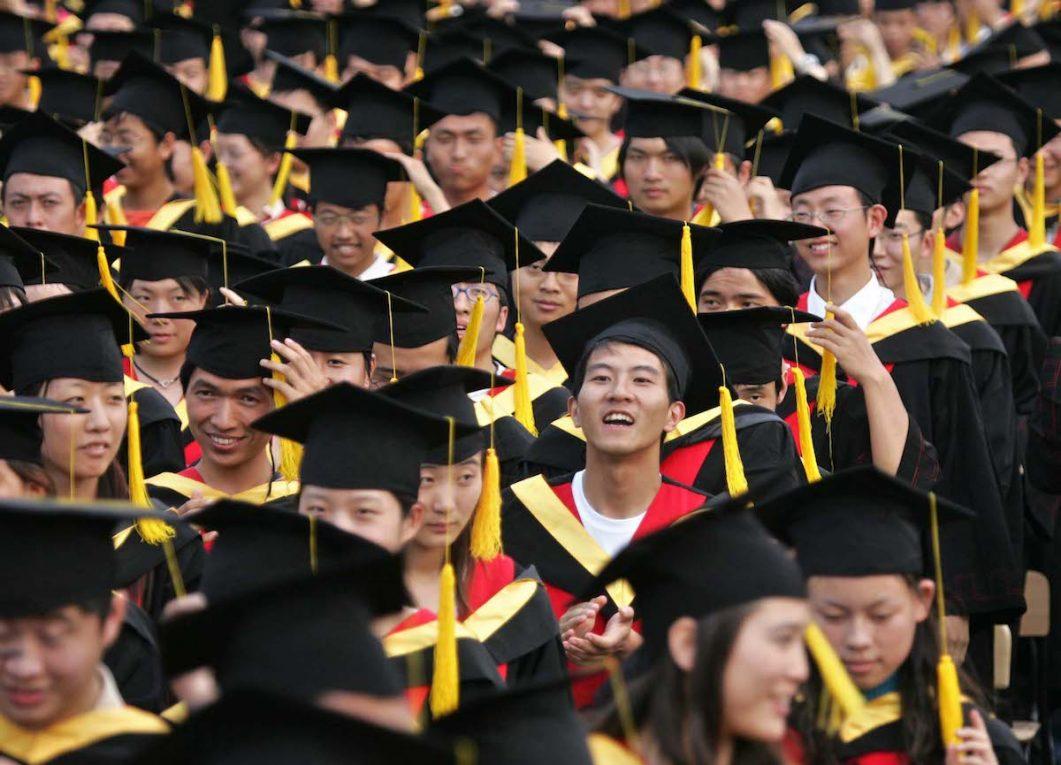 Gli studenti cinesi stanno diventando spie del Partito Comunista