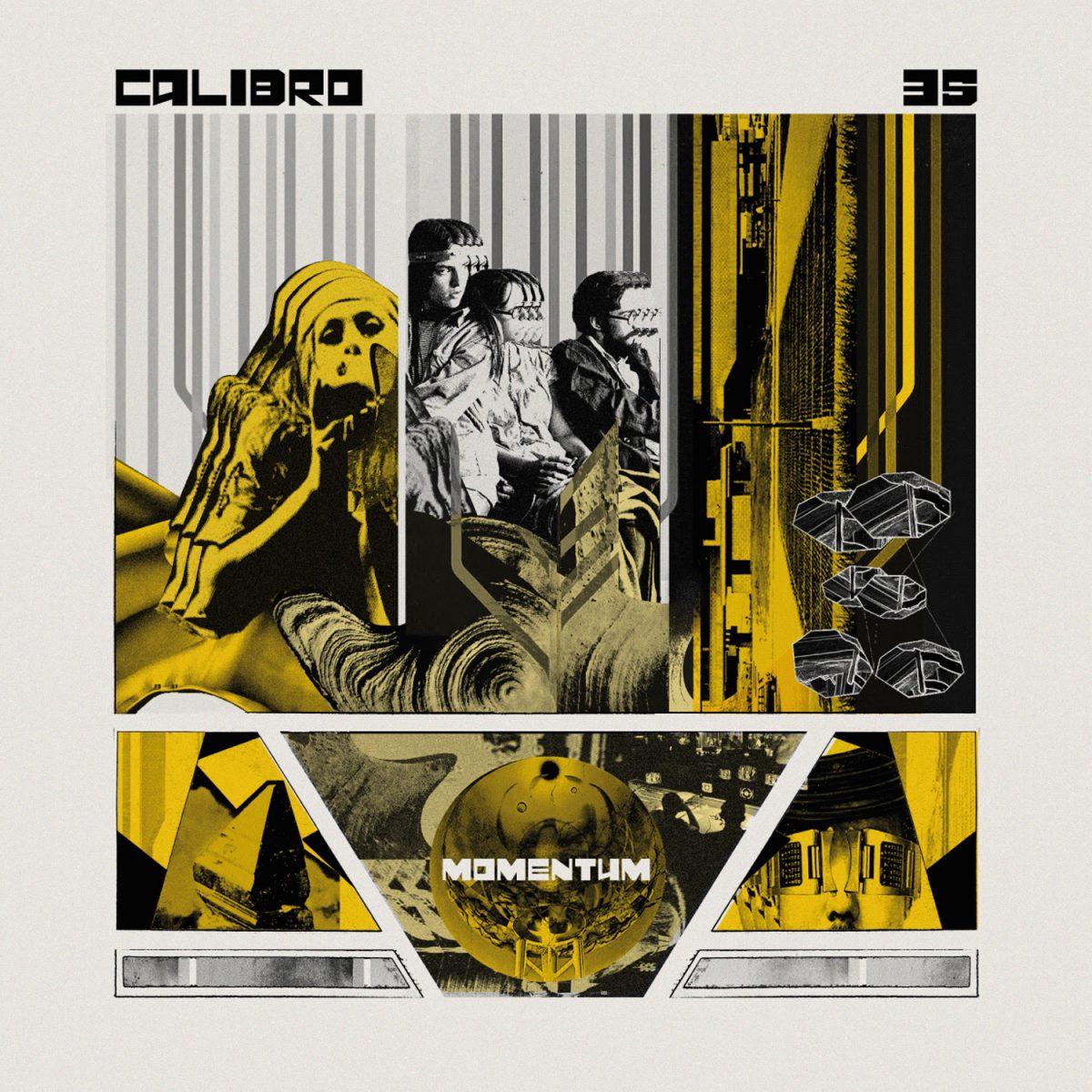 Momentum - Calibro 35