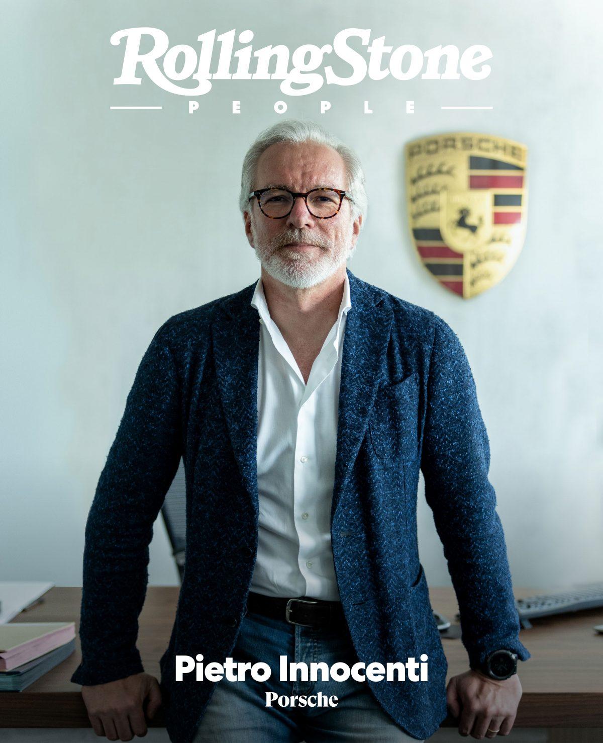 Pietro Innocenti digital cover Rolling Stone Italia