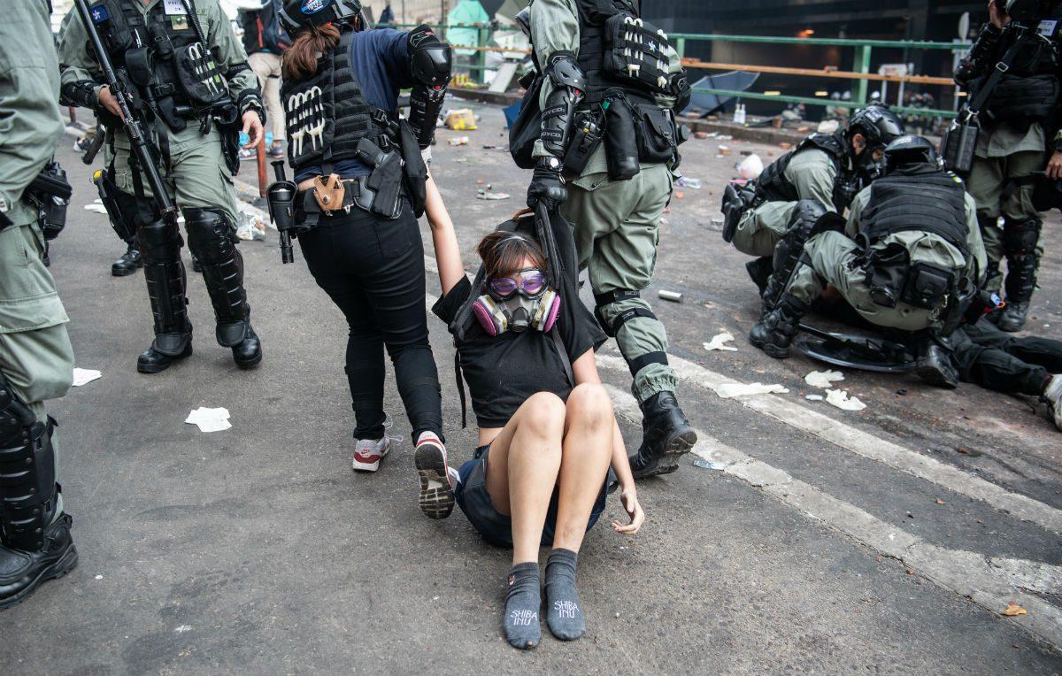 La protesta degli studenti di Hong Kong è il nuovo '68?