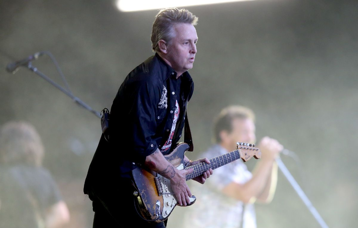 Mike McCready, il nuovo album dei Pearl Jam e l'eredità di Johnny Cash