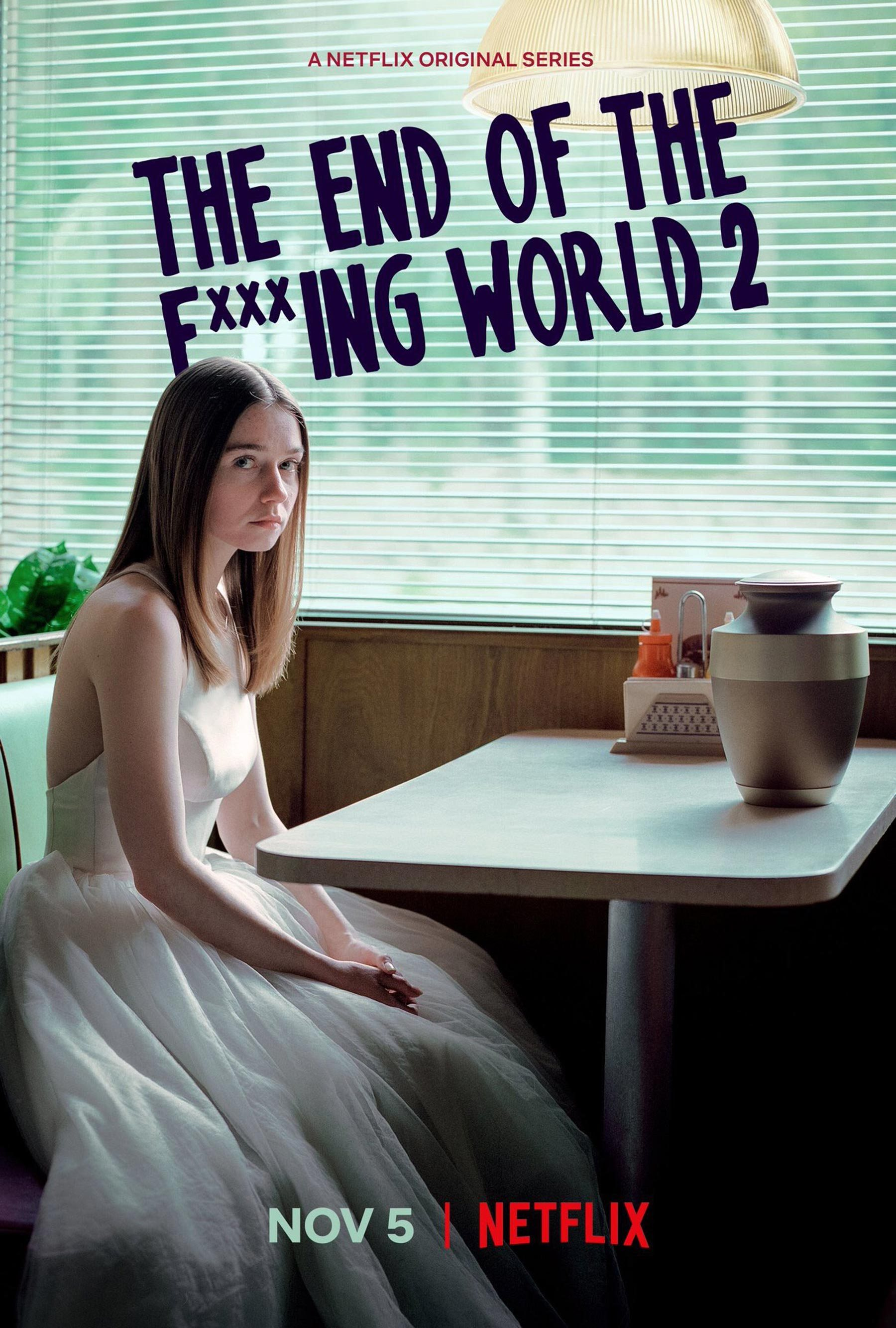 The End of the F***ing World - Charlie Cowell