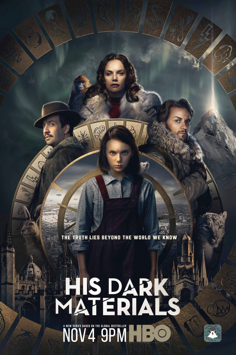 His Dark Materials  - Jack Thorne