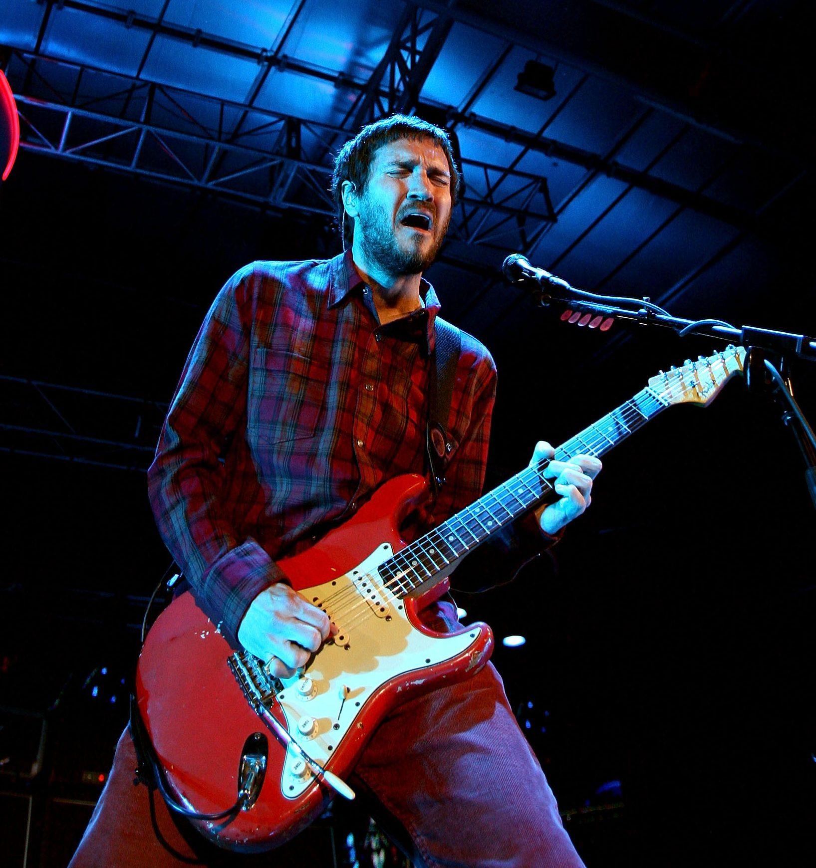John Frusciante è rientrato nei Red Hot Chili Peppers