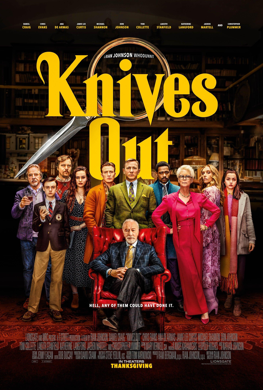 Cena con delitto – Knives out - Rian Johnson
