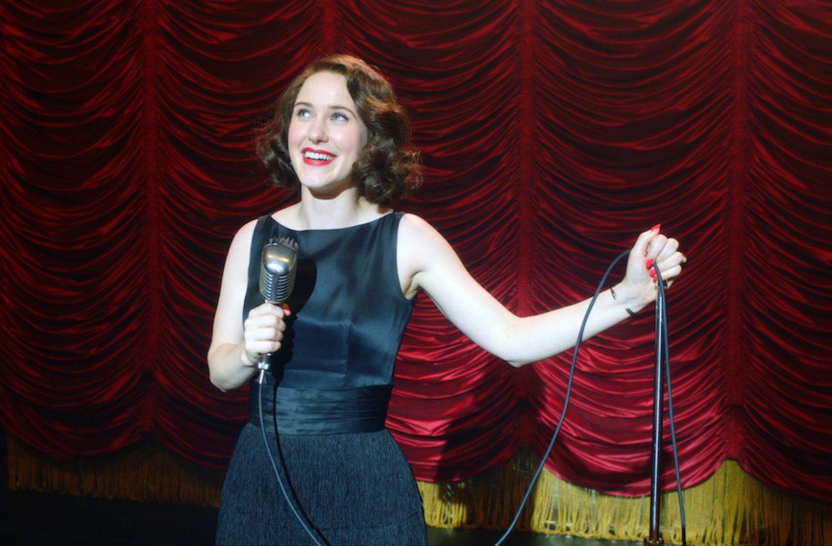 Perché 'The Marvelous Mrs. Maisel' è la serie migliore degli ultimi anni