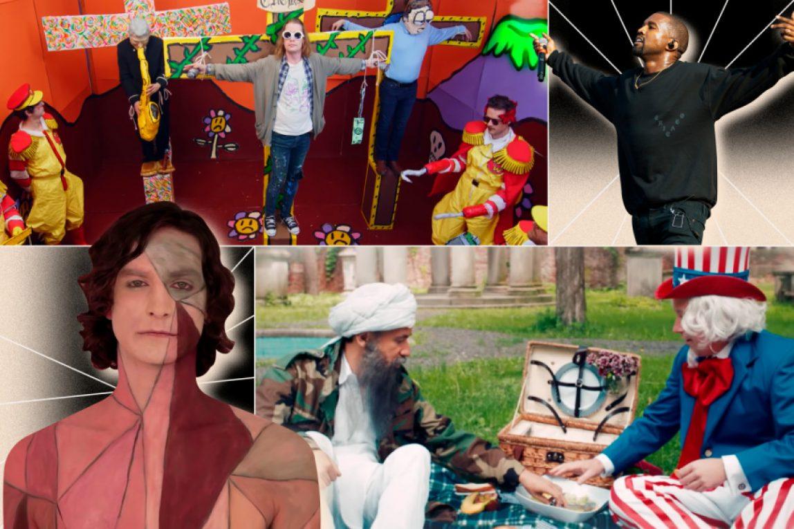 I 10 momenti musicali più bizzarri del decennio