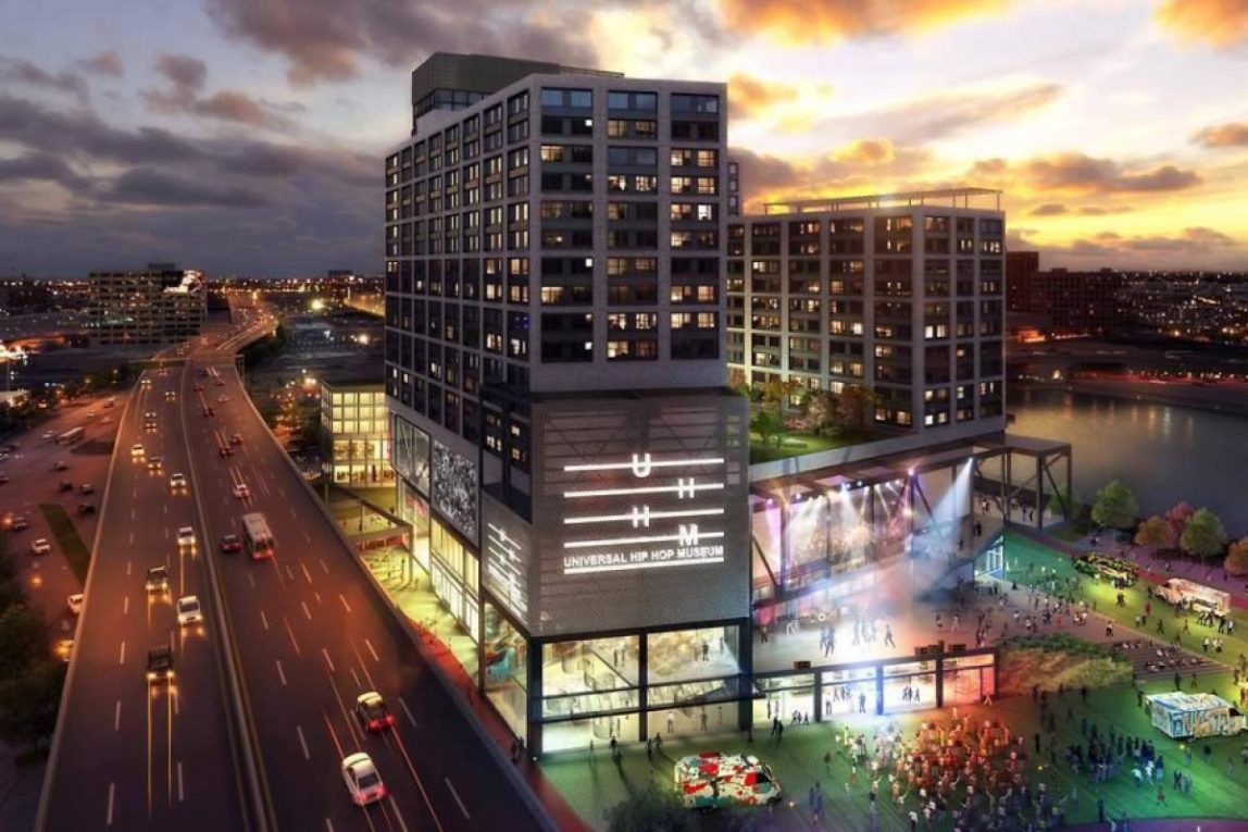 Il museo dell'hip hop aprirà nel Bronx nel 2023