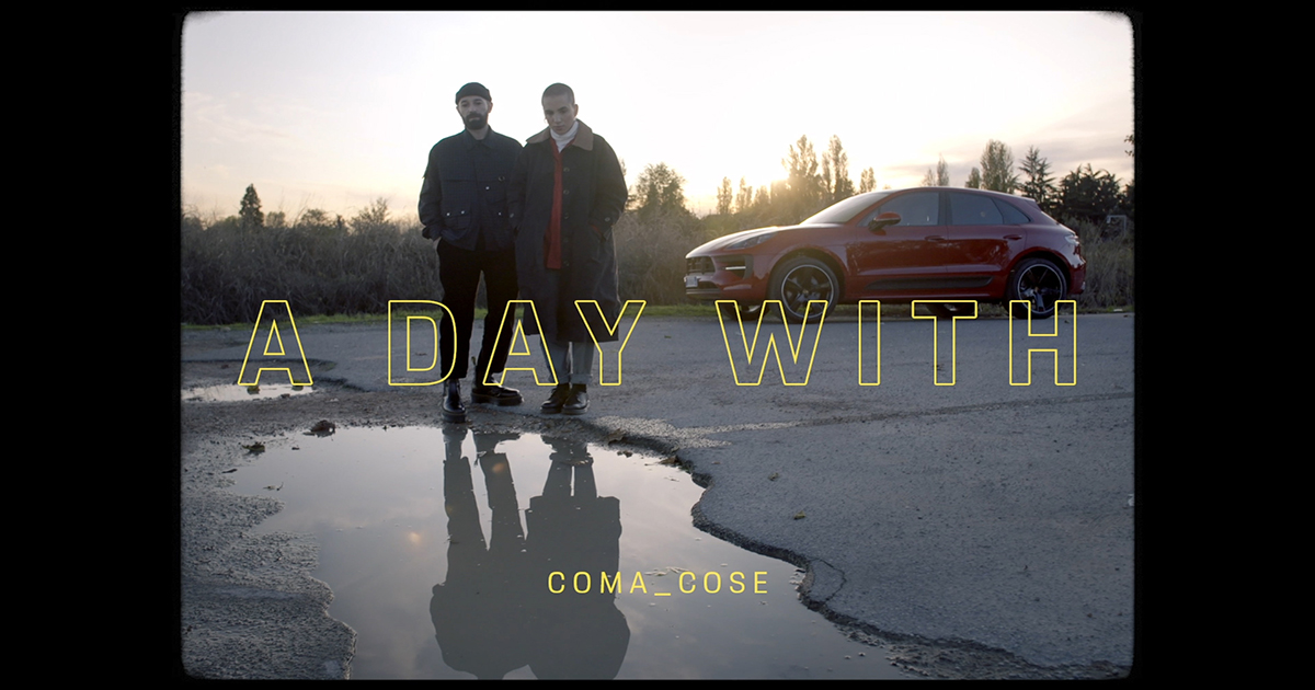 A day with Coma_Cose