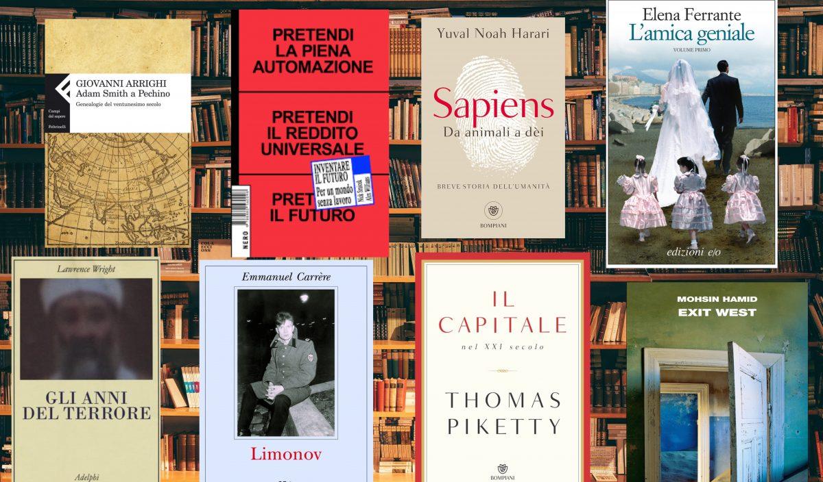Gli 8 libri per capire questo ultimo decennio