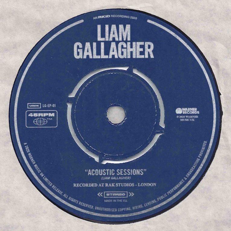 L'album acustico di Liam Gallagher è roba da nostalgici
