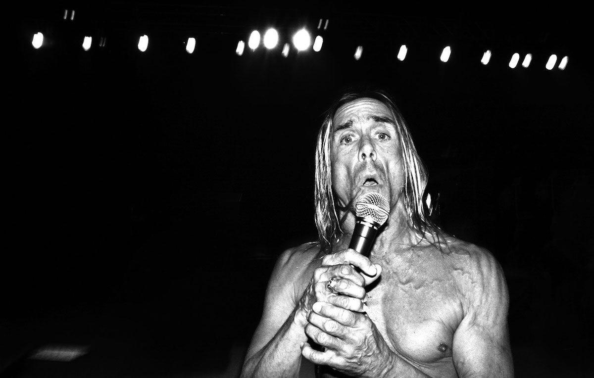 Mattia Zoppellaro, il ritrattista delle star: «Quella volta che Iggy mi ha lanciato il microfono»
