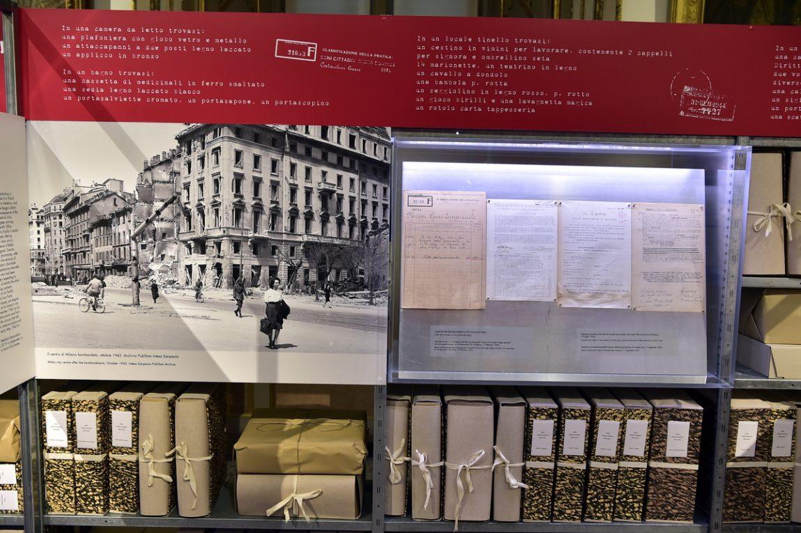 Storie Restituite: i documenti della persecuzione contro gli ebrei in una mostra