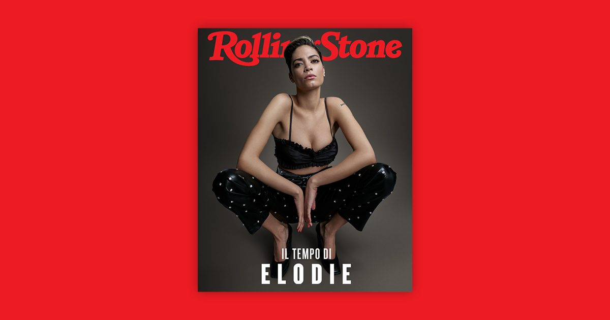 Elodie cover rolling stone