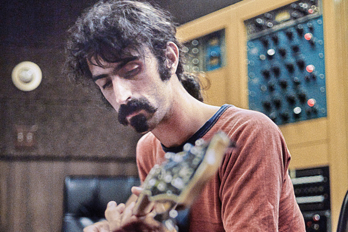 Genio al lavoro: ecco le 'Hot Rats Sessions' di Frank Zappa
