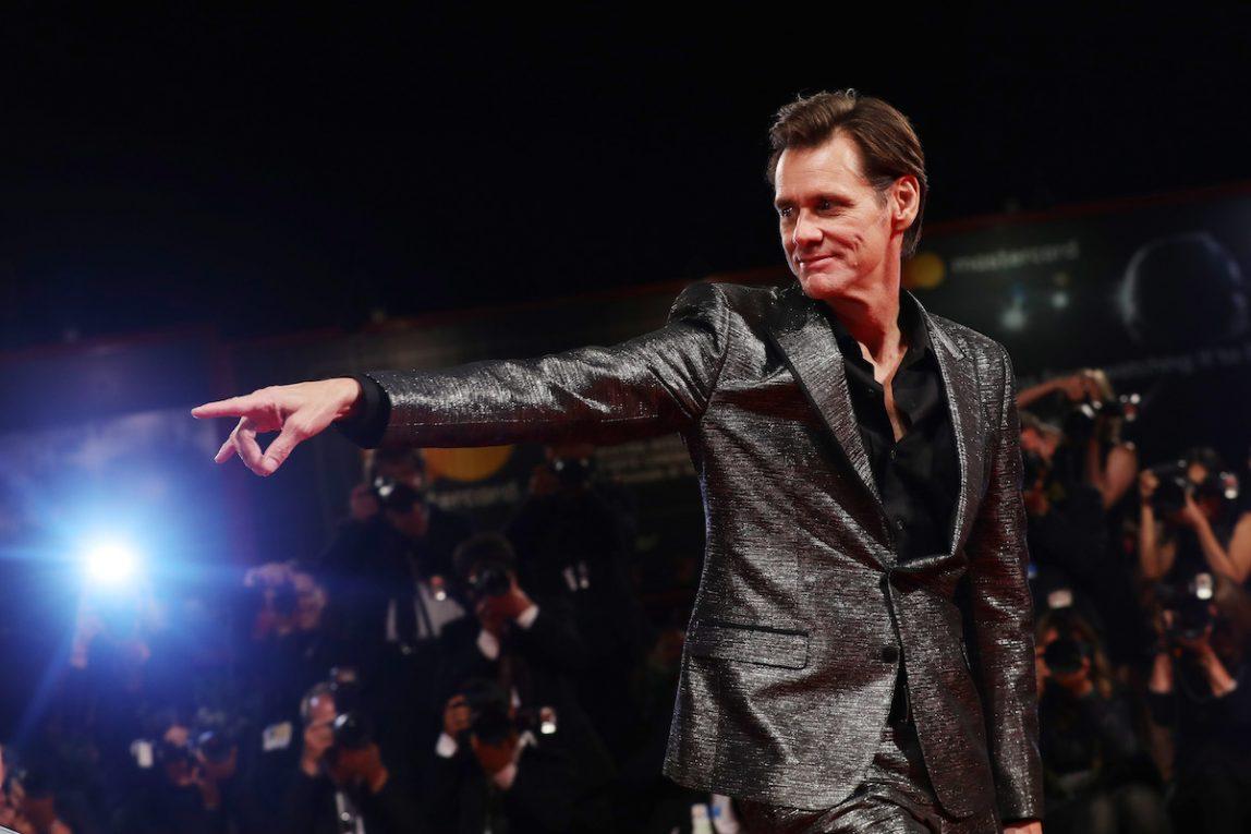 Jim Carrey, l'attore sotto la maschera