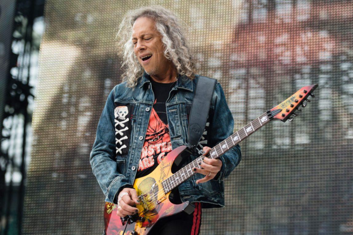 Kirk Hammett: «Il digitale ha riportato la musica al Medioevo»