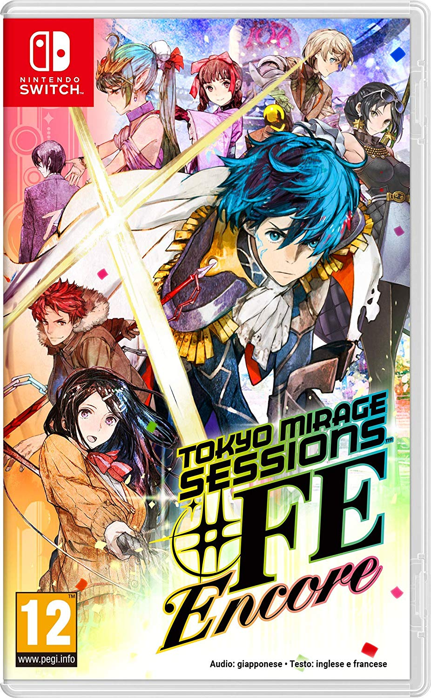 Tokyo Mirage Sessions ♯FE Encore - Nintendo