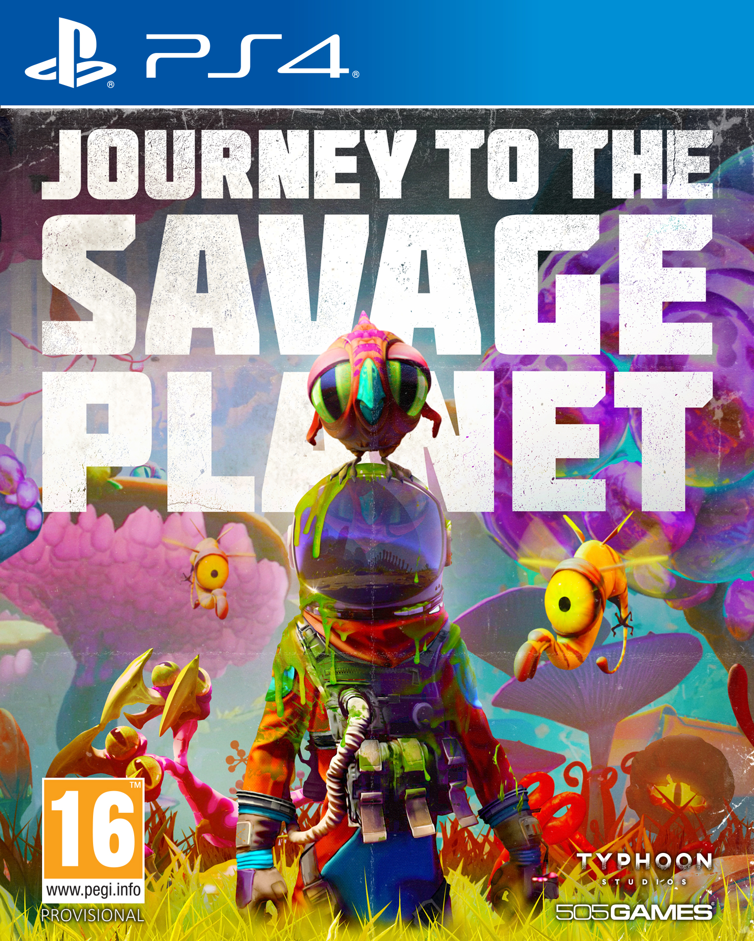Journey to the Savage Planet: Day One - Typhoon Studios