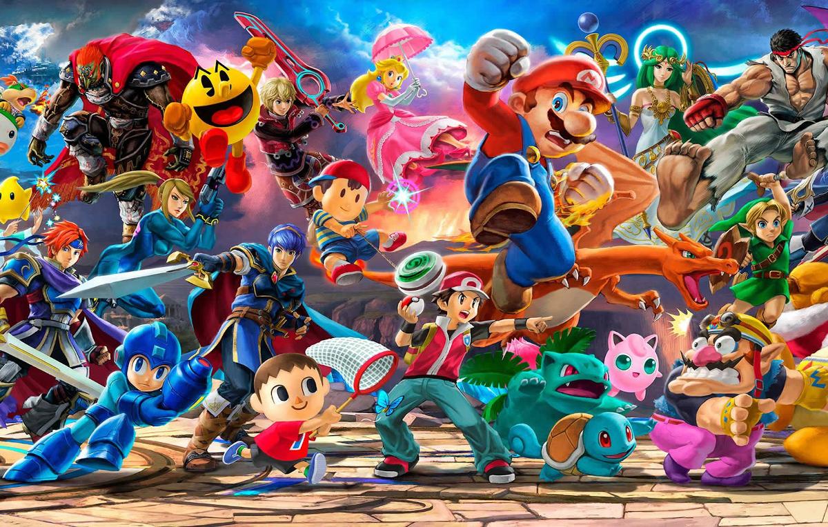 Super Smash Bros. Ultimate continua a espandersi: altri 6 personaggi in arrivo